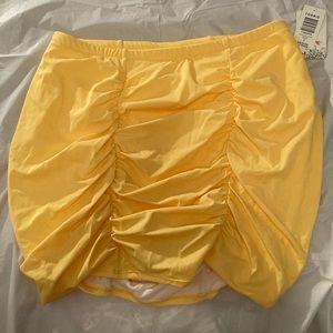 Disney belle bikini skirt swim bottom